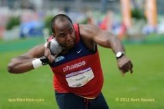 2012 - NK Atletiek Dag 1