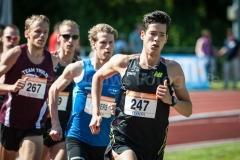 17-05-2014 Flynth Recordwedstrijden Hoorn Nederland Atletiek foto: Kees Nouws :