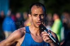14-06-2014 Gouden Spike Leiden Nederland Atletiek foto: Kees Nouws
