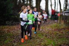26-12-2014 Kerstcross Sprundel Nederlands Atletiek foto: Kees Nouws /