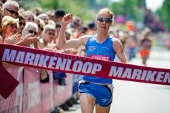 18-05-2014 Marikenloop Nijmegen Nederland Atletiek foto: Kees Nouws