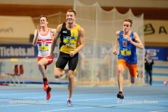 2014 - NK Meerkamp Indoor zaterdag