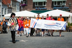 2014 - SABIC INAS European Championships Opening Ceremony