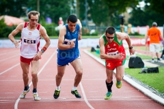 14-06-2014 SABIC INAS European Athletics Championships Bergen op Zoom Netherlands photo: Kees Nouws