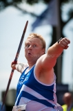 15-06-2014 SABIC INAS European Athletics Championships Bergen op Zoom Netherlands photo: Kees Nouws