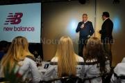 29-11-2014 TeamDistanceRunners Teampresentatie Heiloo Nederland foto: kees Nouws :