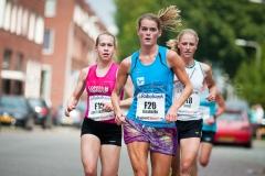 07-09-2014 Tilburg Ten Miles 10 kilometer Ladies Run Tilburg Nederland Atletiek foto: Kees Nouws /