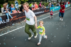 20-09-2014 Vredesloop Den Haag Nederland Atletiek foto: Kees Nouws /