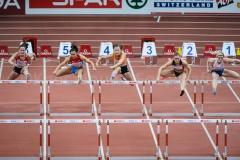 06-03-2015 EK Indoor Atletiek Praag Tsjechie Atletiek foto: kees Nouws :
