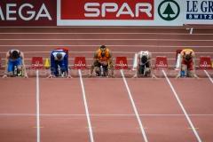 07-03-2015 EK Indoor Atletiek Praag Tsjechie Atletiek foto: kees Nouws :
