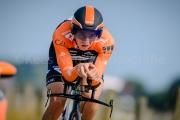 13-8-2015 Eneco Tour Tijdrit Hoogerheide Nederland : Wielrennen : foto: kees Nouws