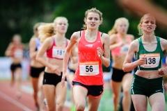 13-06-2015 Gouden Spike Leiden Nederland Atletiek foto: Kees Nouws /