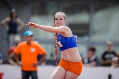 02-08-2015 NK Atletiek Olympisch Stadion Amsterdam Nederland Atletiek foto: Kees Nouws /