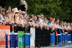 28-06-2015 NK Atletiek Junioren Sprint Breda Nederland Atletiek foto: Kees Nouws /