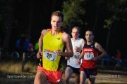 31-12-2015 Sylvestercross Soest Nederland Atletiek foto: Kees Nouws /