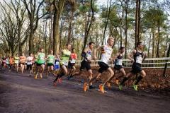 22-11-2015 Warandeloop Tilburg Nederland Atletiek foto: Kees Nouws /