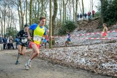 17-01-2016 Abdijcross Kerkrade Saucony Nederland Atletiek foto: Kees Nouws /