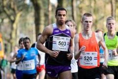 TILBURG, BREDA, 27-11-2016, Warandeloop, De Warande, Cross Country, Atletiek