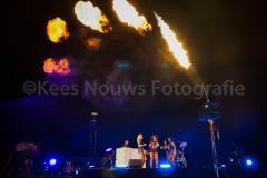 22-08-2014 Flame Games Amsterdam Nederland Atletiek foto: Kees Nouws :