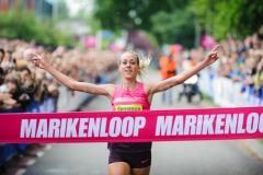 26-05-2013 Marikenloop Nijmegen  Nederland Atletiek   Foto: Kees Nouws: Susan Kuijken
