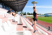 06-05-2015 Trainingskamp Team Distance Runners Monte Gordo Portugal foto: kees Nouws :